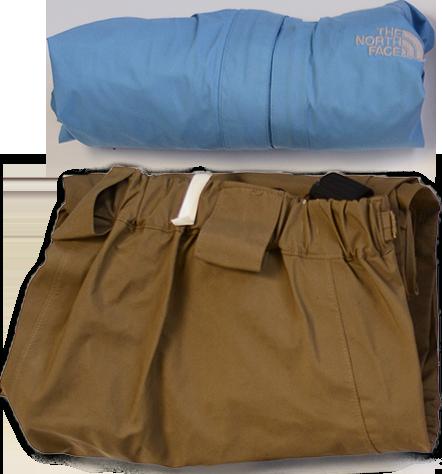 Rain Jacket & Pants